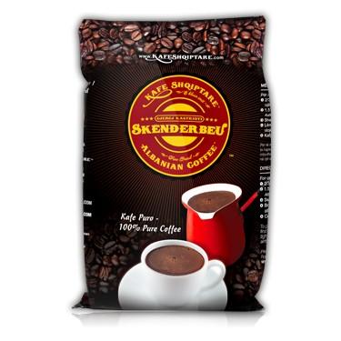 Albanian Coffee® Skenderbeu